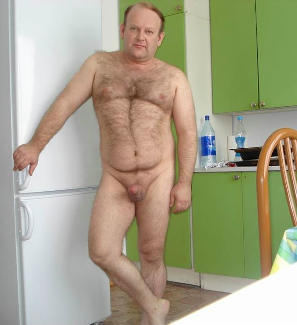 Mature Men Nude Hairy Gay