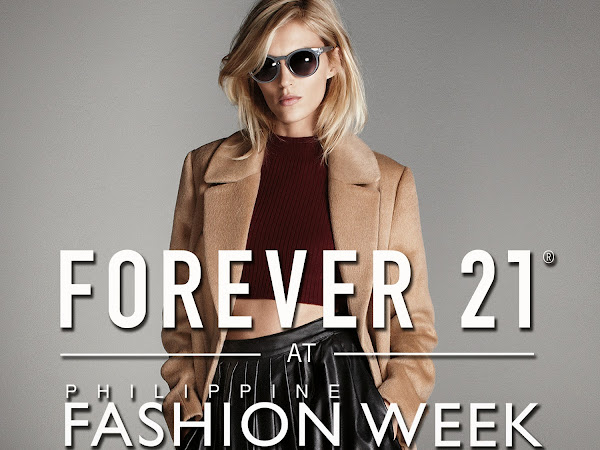 Forever 21 sets trends at Philippine Fashion Week