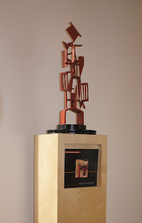 """Totem"" Sculpture by Golden Gate Furniture"