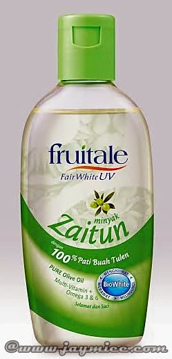 fruitale fair white uv