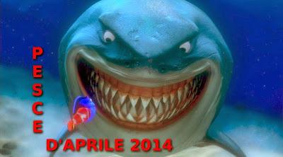 Pesce d'Aprile - 01/04/2014