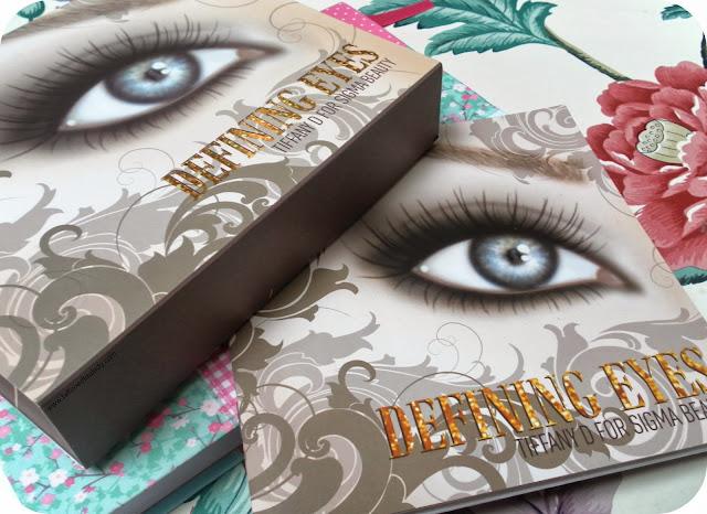 Tiffany D Defining Eyes for Sigma
