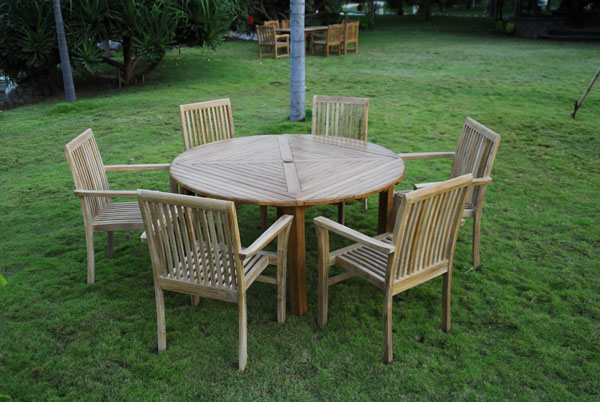 Teak Table of TEAK 123 Best Teak Garden Furniture Manufacturer Wholesale in Indonesia