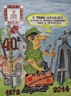 40º Aniversário da Nossa Chegada