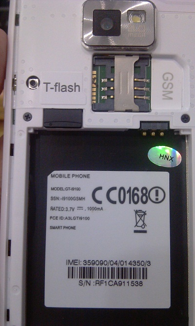Tech Specifications of Wondershare MobileGo