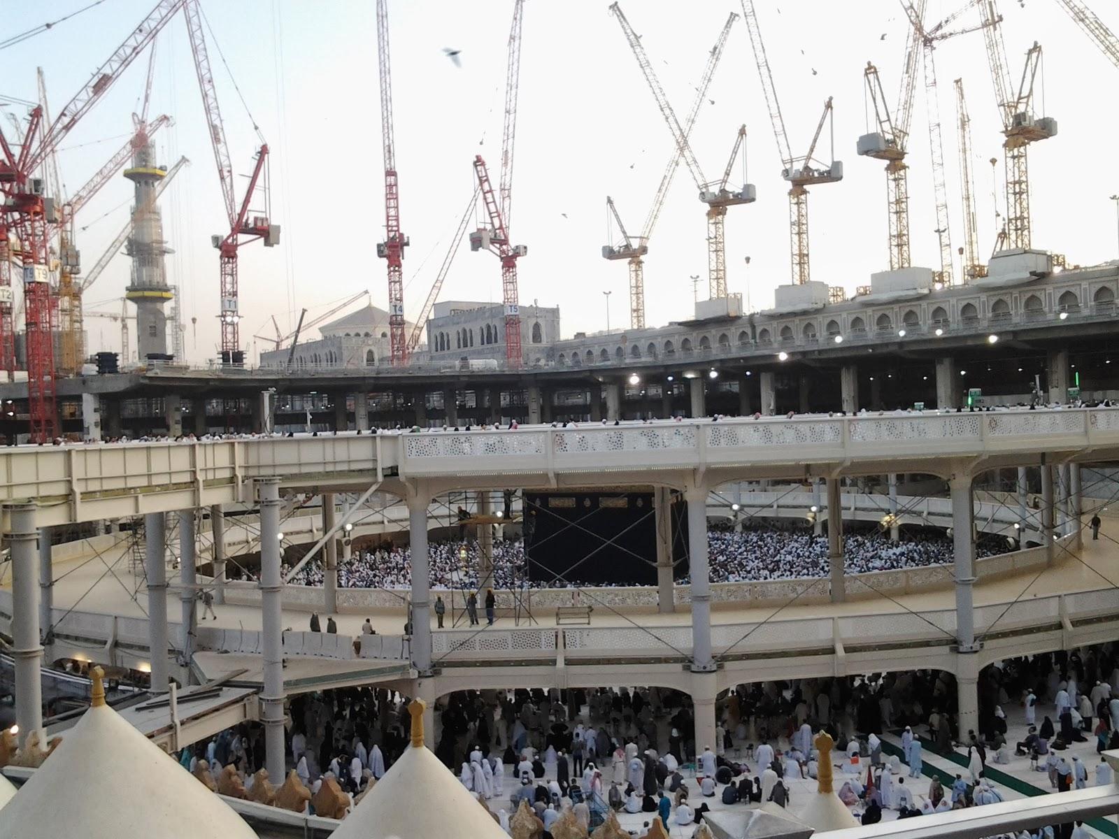 renovasi masjidil haram