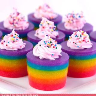 Randomness =>: Rainbow Sweets~ :)