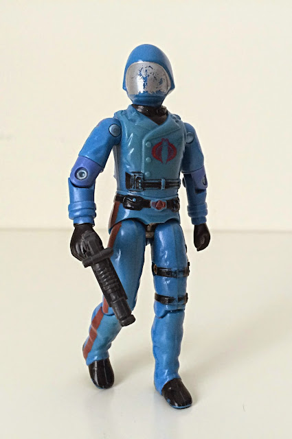 Cobra Commander Action Figure, 1982