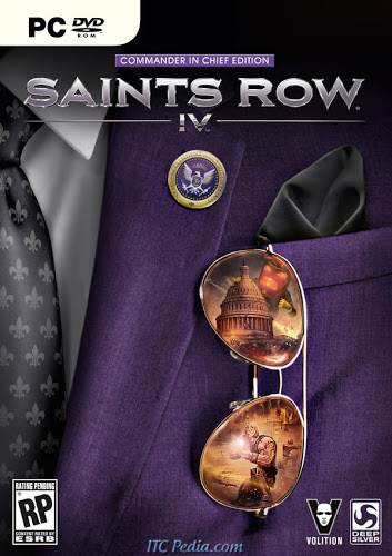 [ITC Pedia.com] [BS/UL] SAINTS ROW IV UPDATE 7 INCL DLC - RELOADED