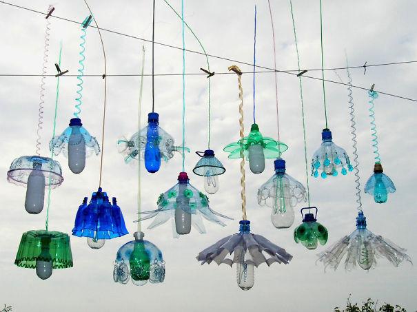 Ide Kreatif Memanfaatkan Barang Bekas Untuk Mendekorasi Rumah.