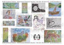 Illustrazioni per camerette