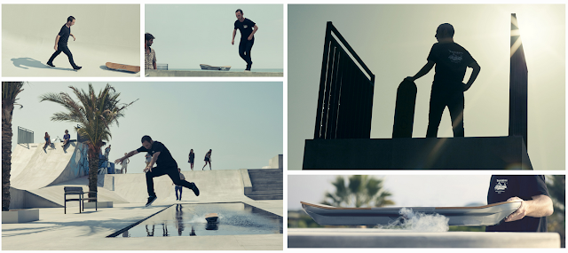 Das Lexus Hoverboard SLIDE ist real und funktionert | 7 Videos in Motion | Atomlabor Blog Gadget