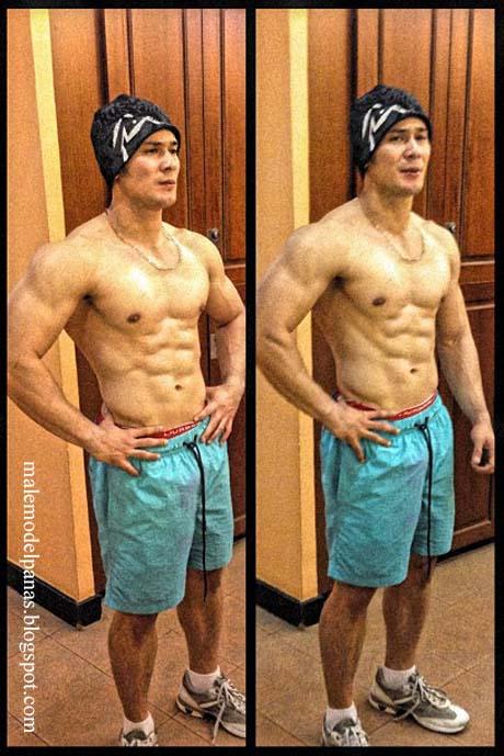 indonesian actor body