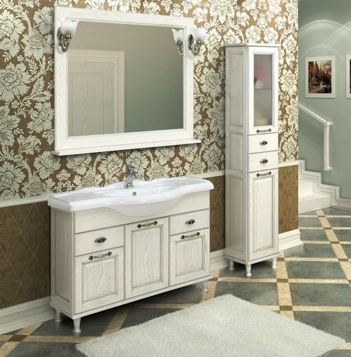 Новая коллекция мебели Жерона от Акватон для ванной комнаты