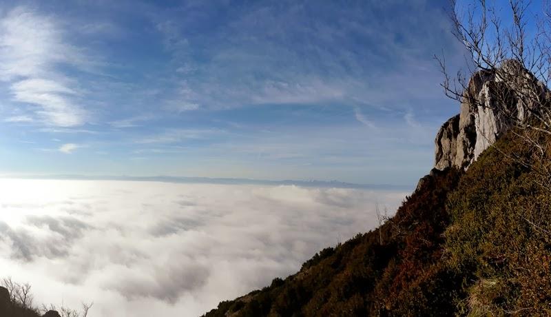 Vistas desde Cruz del Castillo