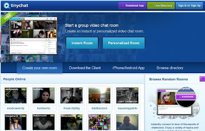 tinychat rooms