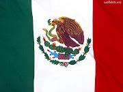 Bandera de México/Meksička zastava
