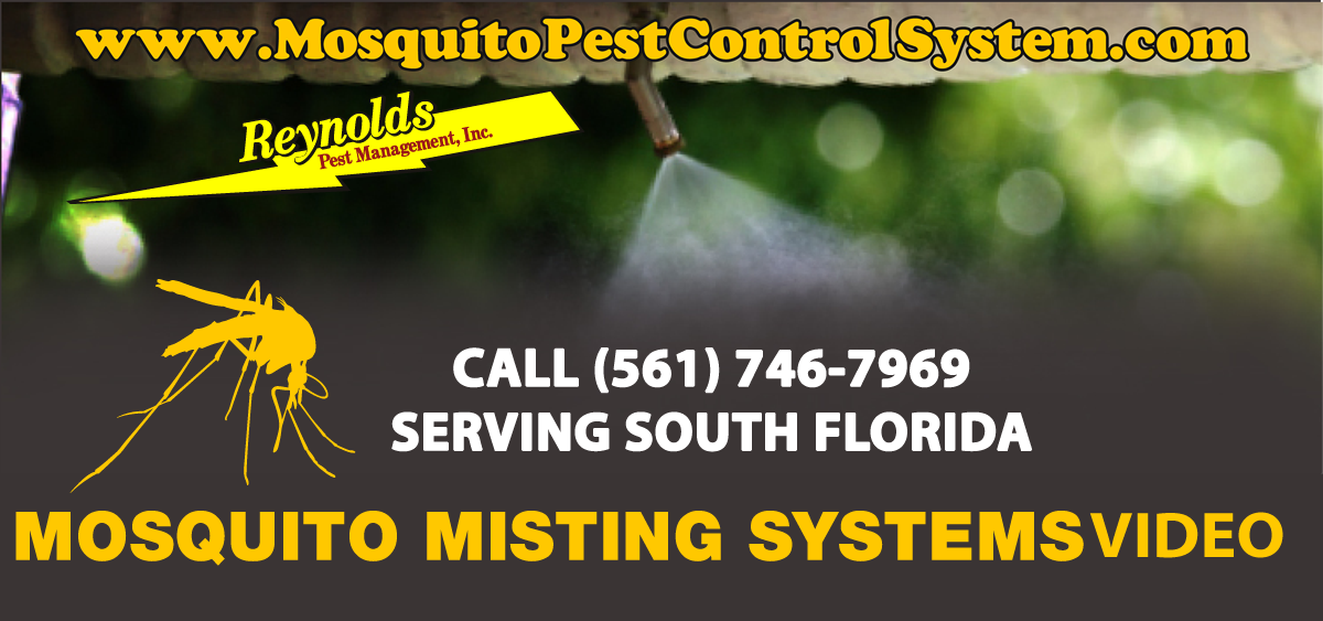 mosquito mist system