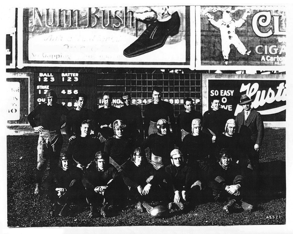 Borchert Field 1924 Milwaukee Badgers Photo And Lecture