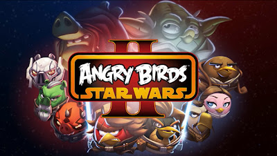 Angry Bird Star War 2 with Unlimited Coin