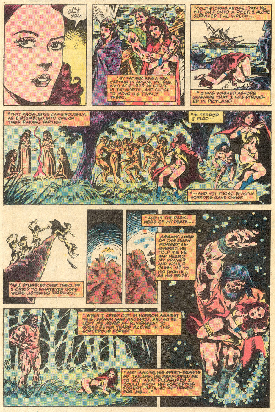 Conan the Barbarian (1970) Issue #135 #147 - English 15