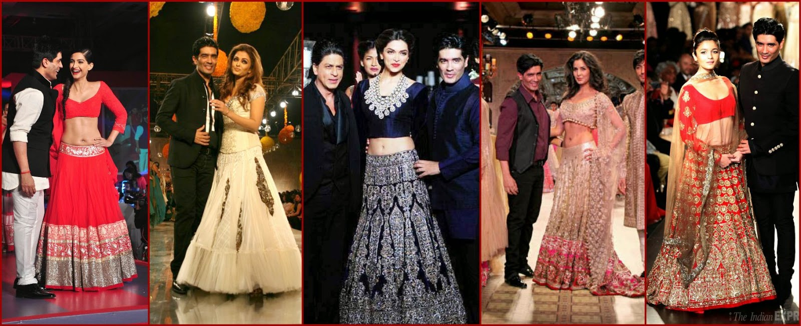 Manish malhotra at fashion week , sonamkapoor in manish malhotra, aishwarya in manish malhotra, deepika in manish malhotra, katrina kaf in manish designs, alia bhatt in manish malhotra