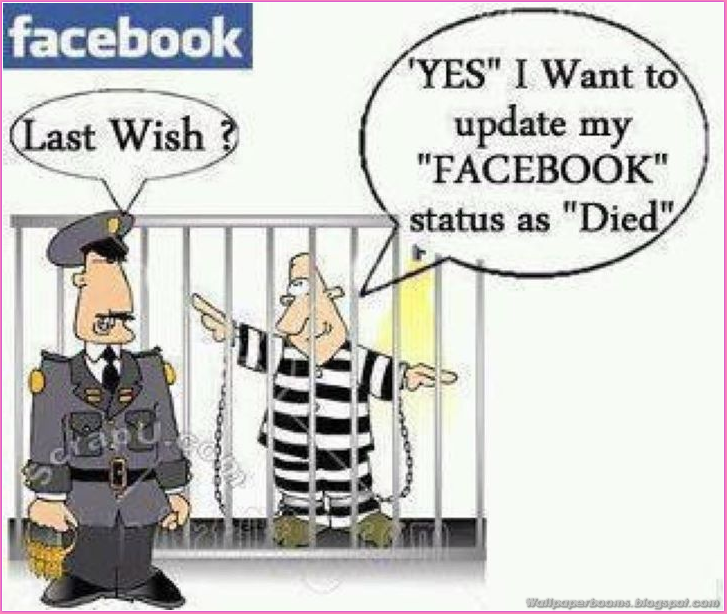 Facebook Wish Funny Wallpaper | Facebook Wall Sharing Wallpaper | High ...