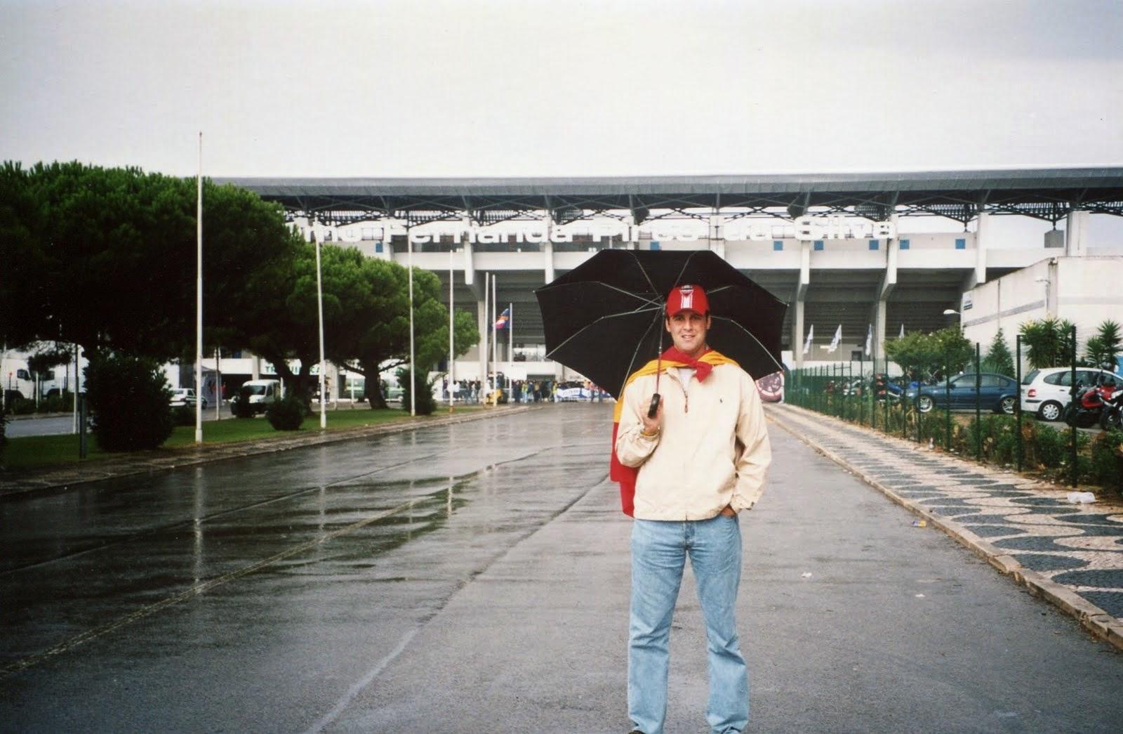Entrada principal al circuito de Estoril