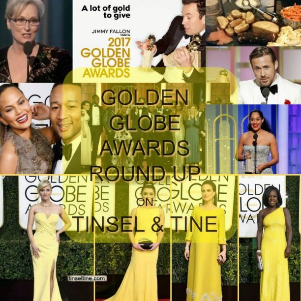 Annual T&T Golden Globe Round Up