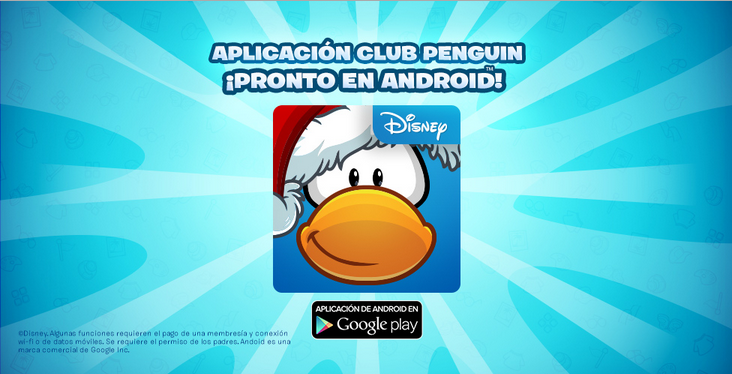 Club Penguin App Para Android (Google Play)