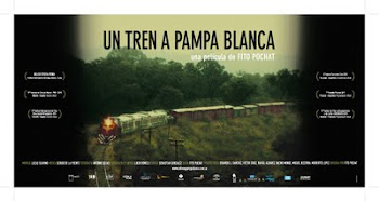 """Un tren a Pampa Blanca"""