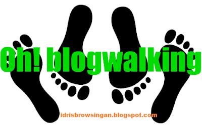 Blogwalking atau Jalan Jalan antar Blog