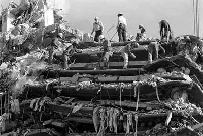 Temblor on Viviendo La Historia De M  Xico  El Terremoto Del 85