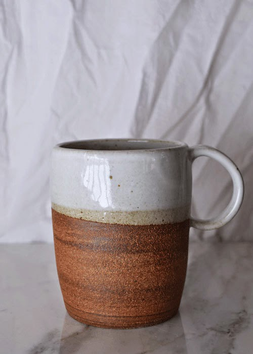 jupiter coffee mug hand made