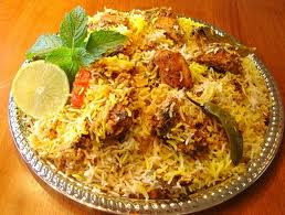 Pakistani Chicken Biriyani