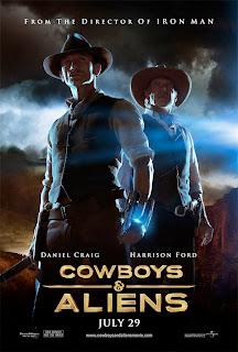 Cowboys & Aliens สงครามพันธู์เดือด คาวบอยปะทะเอเลี่ยน [พากย์ไทย]