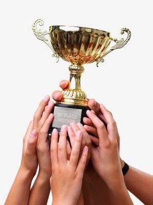 troféu representando um prêmio CIO