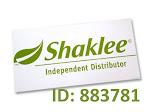 Saya adalah pengedar sah Shaklee