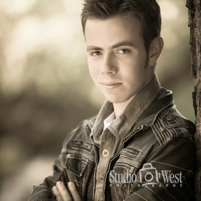 boy's senior pictures - Atascadero - senior portriats - Studio 101 West Photography