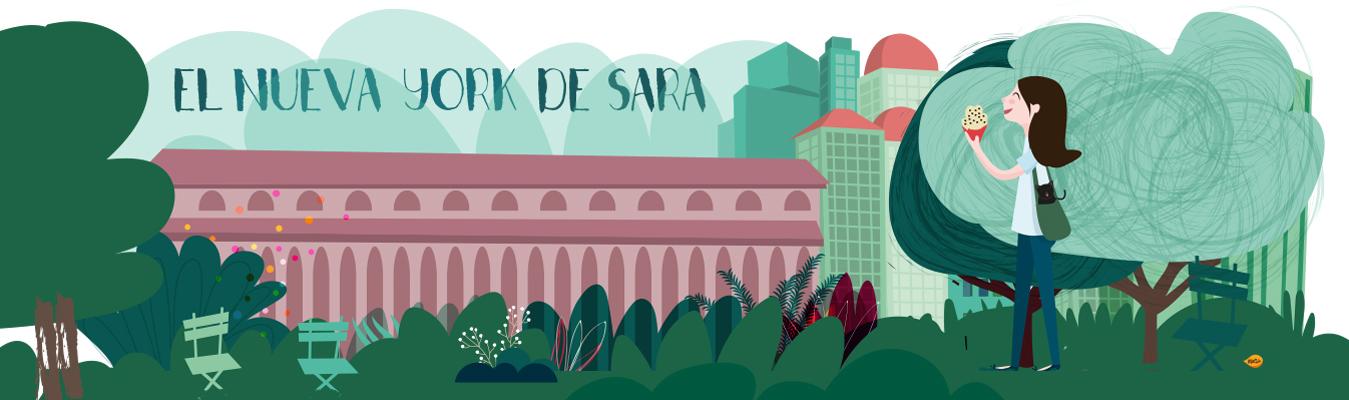 El Nueva York De Sara-Disfruta Nueva York