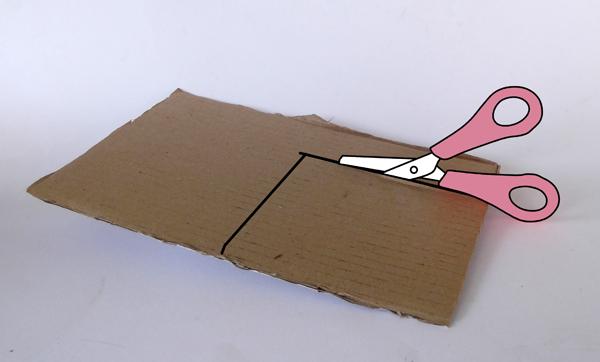 κατασκευές με χαρτόνι,