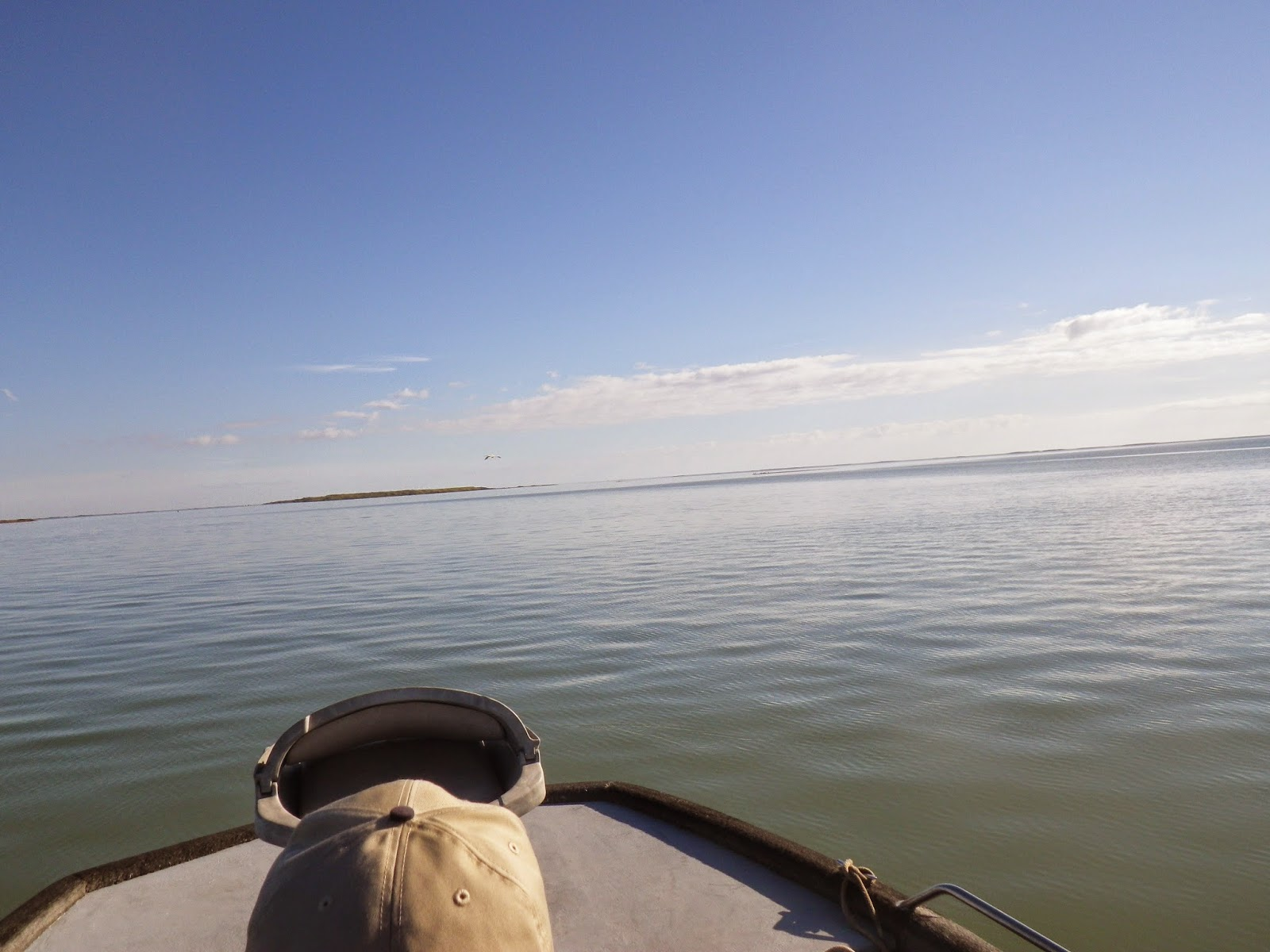Doing it on the road part ii a day exploring new water for Copano bay fishing