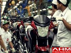 Astra Honda Motor Jobs Recruitment 2012 Training Development, Training Development Analyst, Application Development Engineer