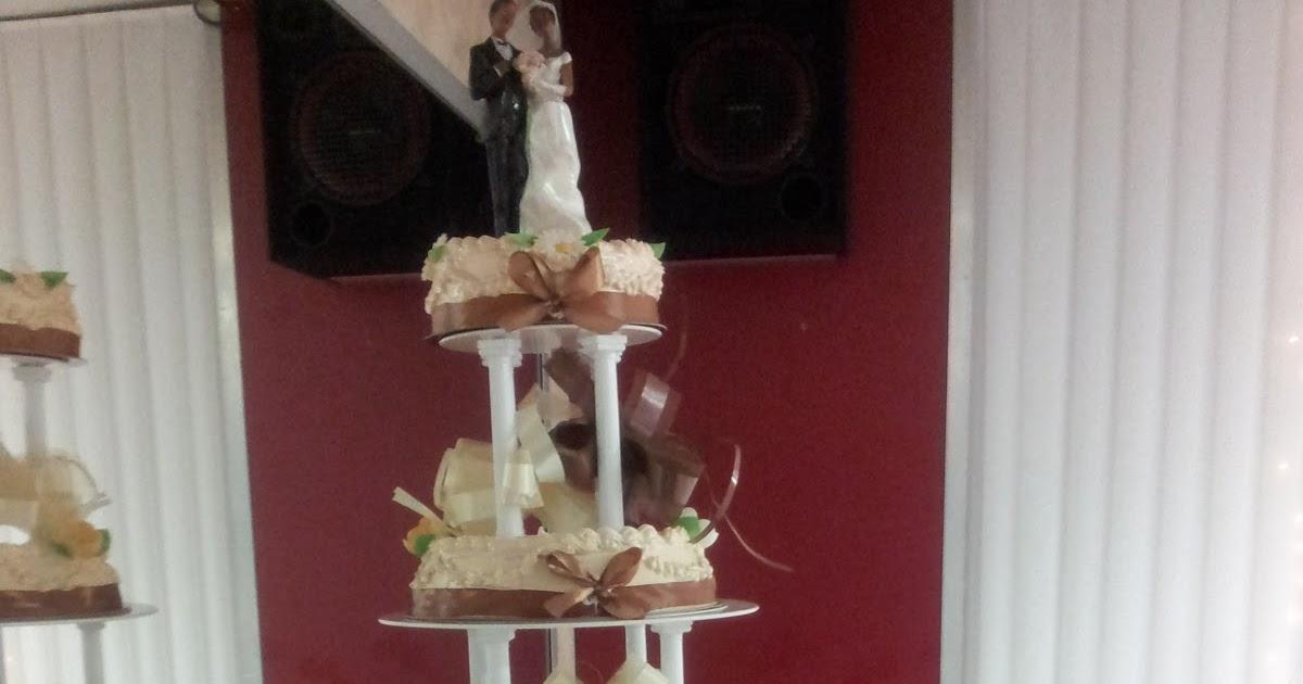La Pâtisserie de Brunette: Gâteau mariage Haïtien