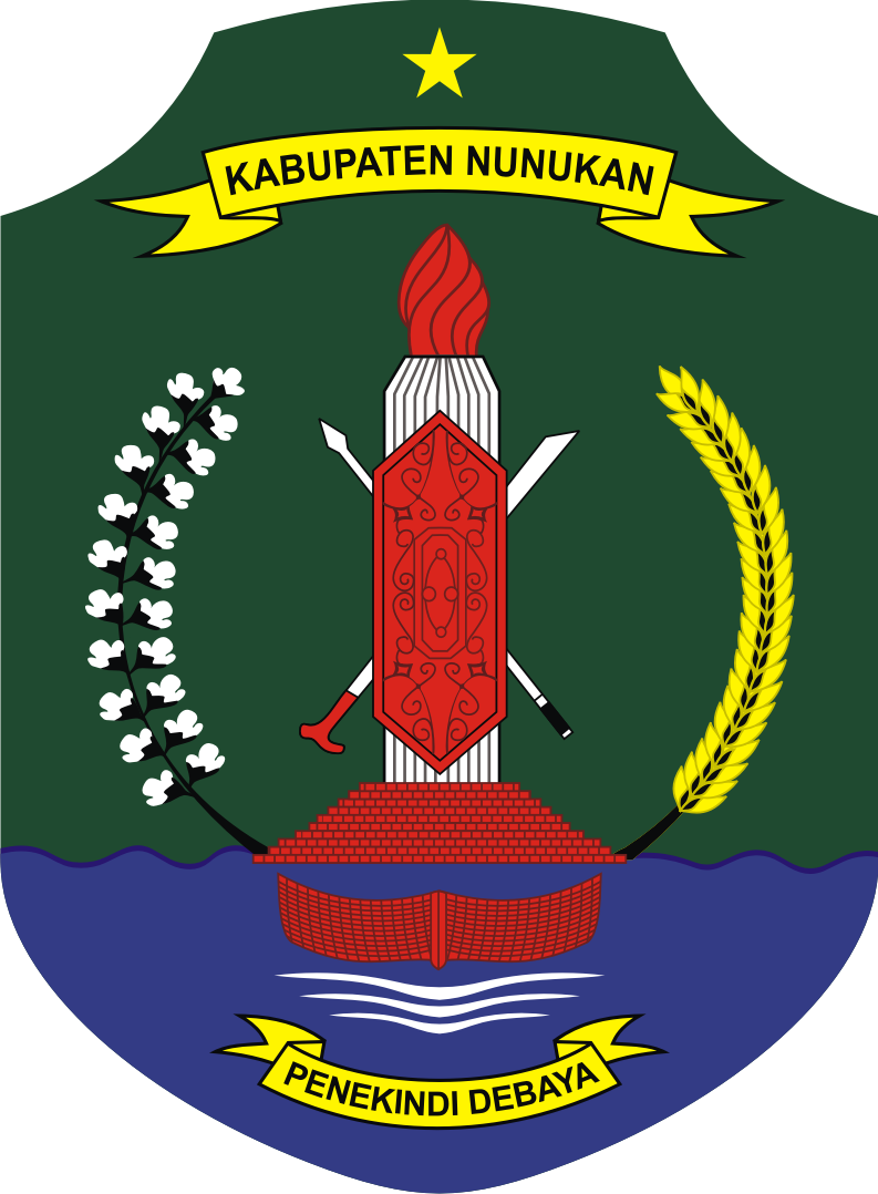 Logo Kabupaten Nunukan Kumpulan Logo Lambang Indonesia