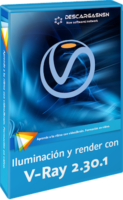 Video2Brain: Iluminación y render con V-Ray 2.30.1 (2012)