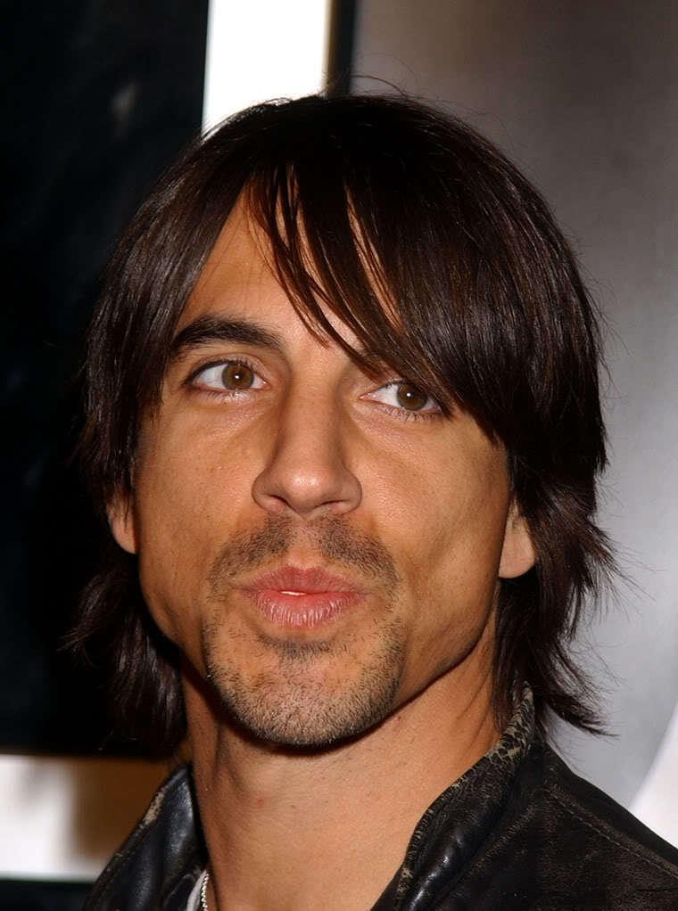 Anthony Kiedis HairStyle (Men HairStyles) ~ Dwayne The ...