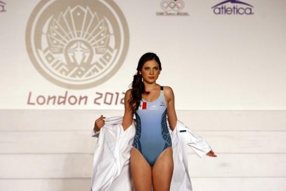 Polemica por trajes de ba o para los juegos olimpicos - Trajes de bano natacion ...