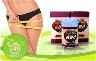 Obat Pelangsing Tubuh Abc Acai Berry,