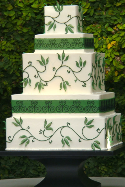 Wedding Cakes Pictures Green Wedding Cakes By Jim Smeal